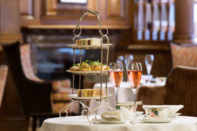 BROWNS HOTEL – THE ENGLISH TEA ROOM