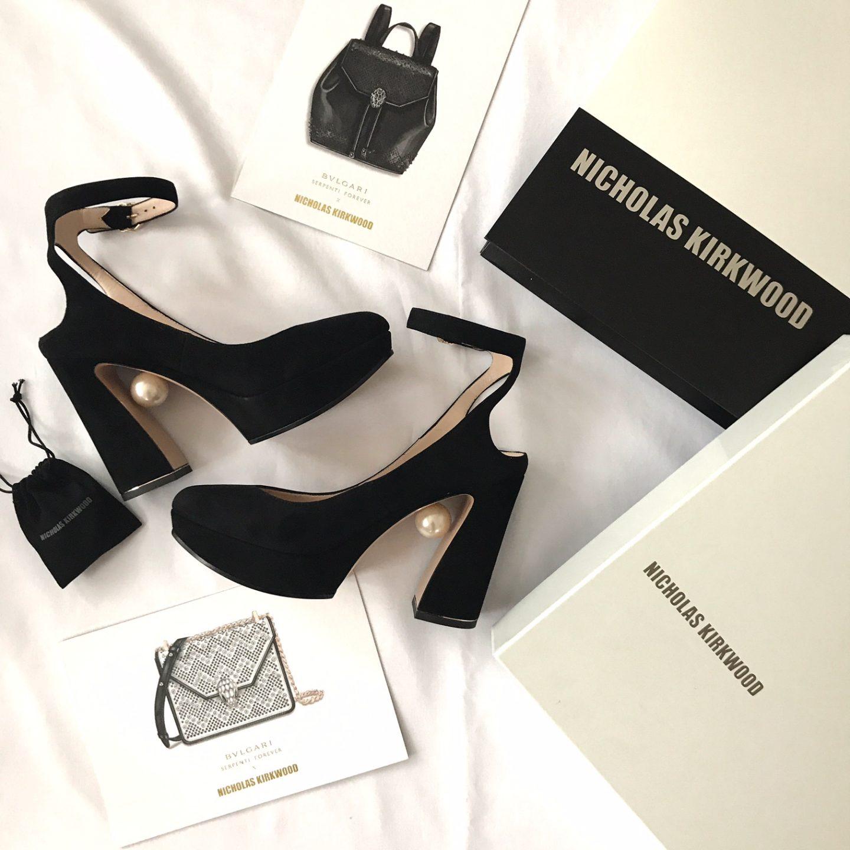 Nicholas Kirkwood Shoe Designer Extraordinaire