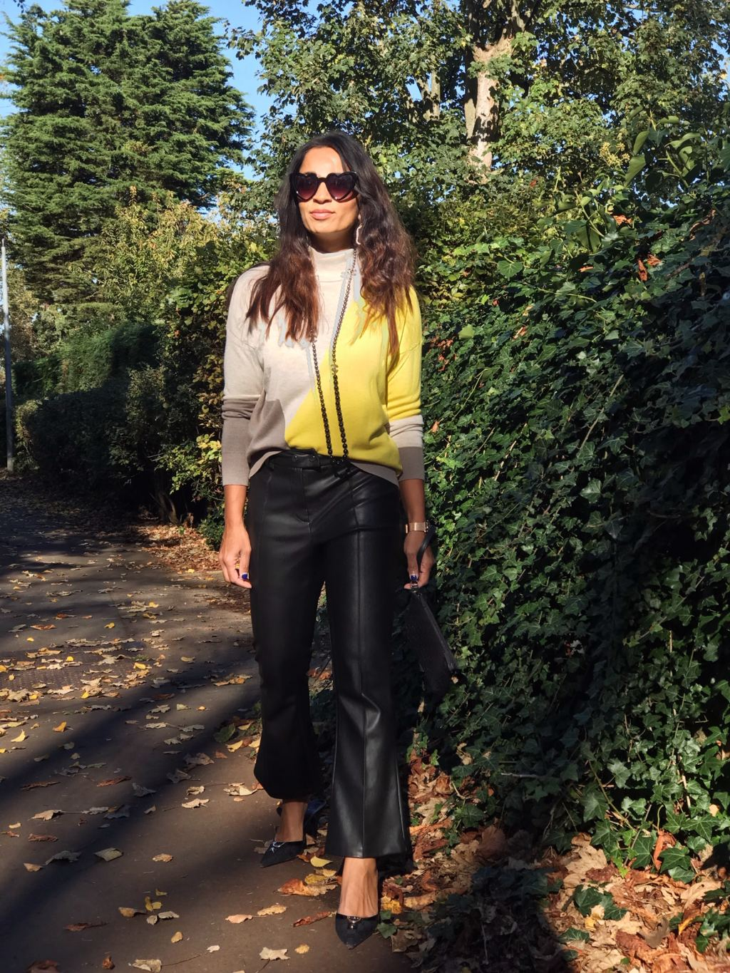 STYLED MY WAY – 1 X MARKS & SPENCER JUMPER STYLED 4 WAYS